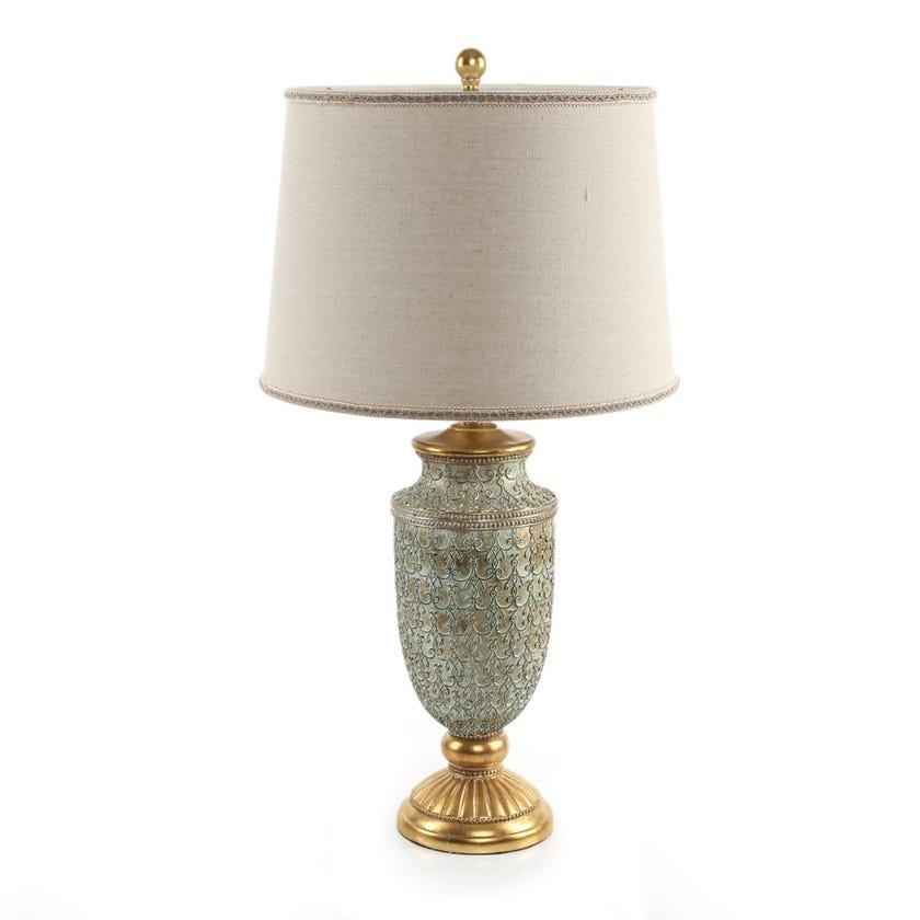 Lichen Table Lamp, Multicolour – 68.5 cms