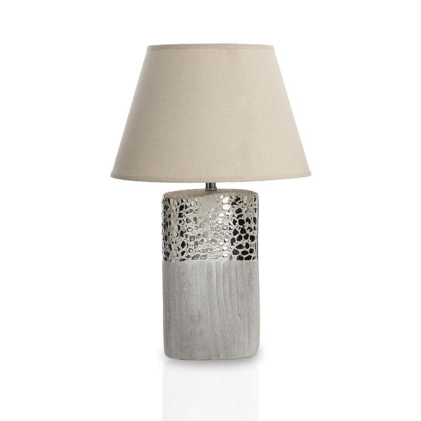 Debosa Ceramic Table Lamp - 26 cms