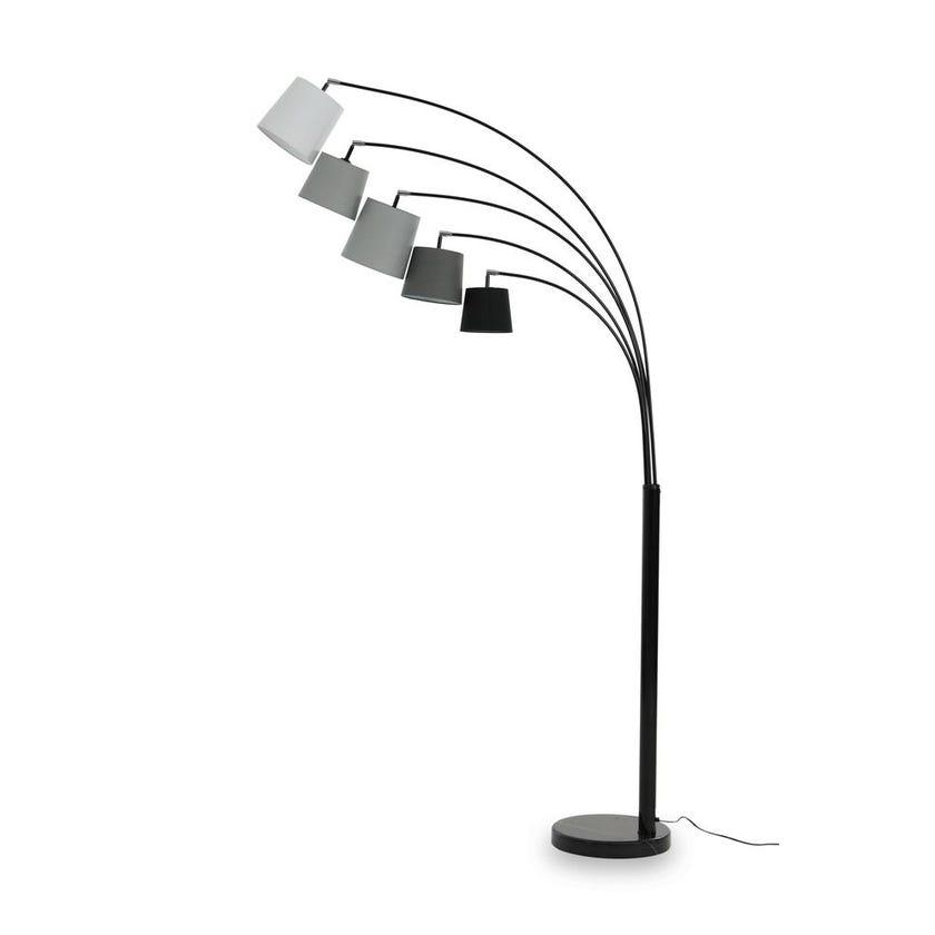 Worth Metal Floor Lamp - 205 cms
