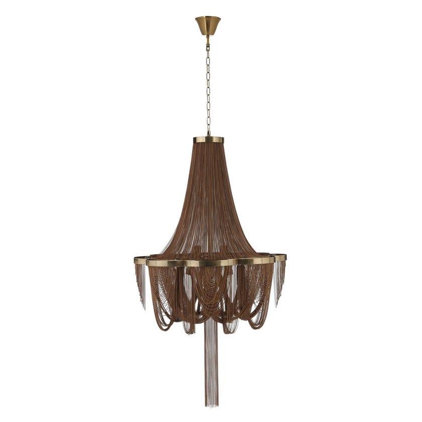 Ivana Pendant Lamp, Multicolour – 68x110 cms