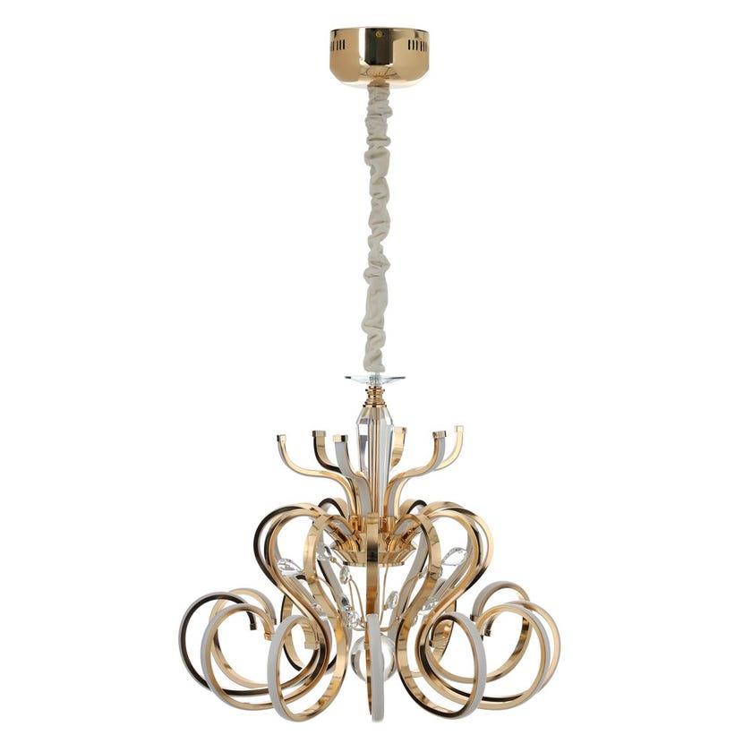 Jumble Pendant Lamp, Multicolour – 63x45 cms