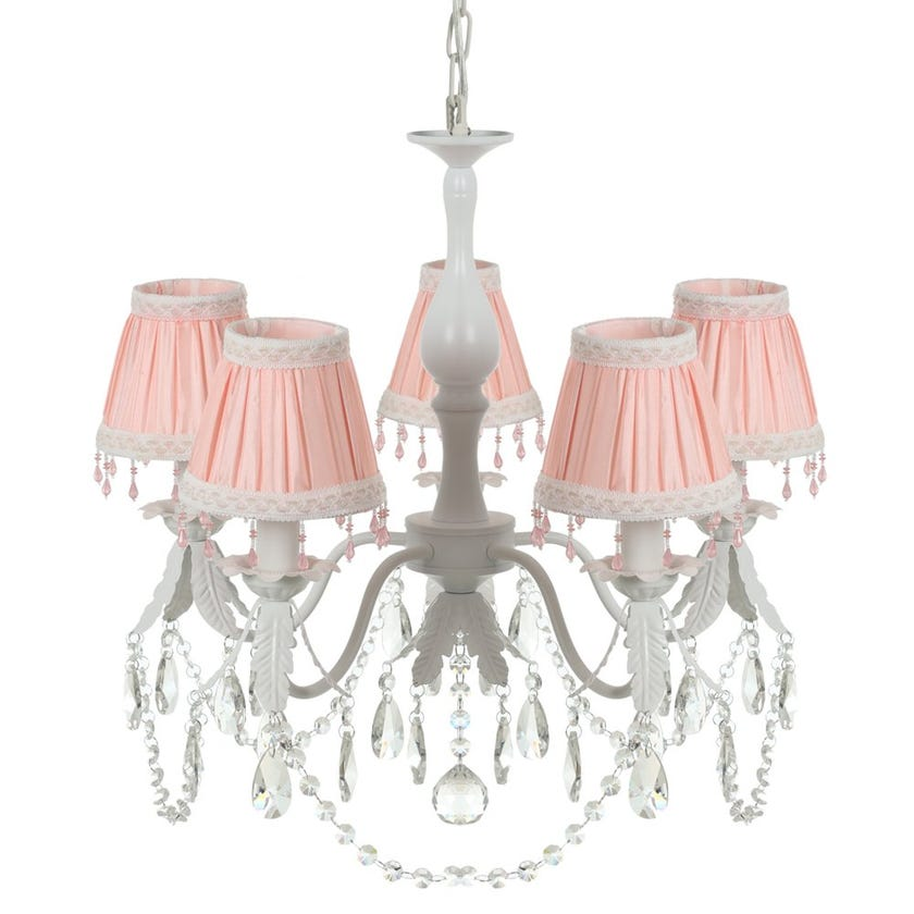 Gracia Ceiling Lamp, Multicolour – 56x51 cms