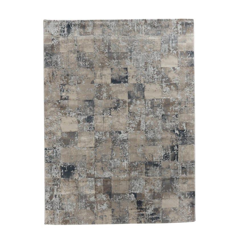 Invista Bone Rug, Multicolour – Medium, 160x230 cms