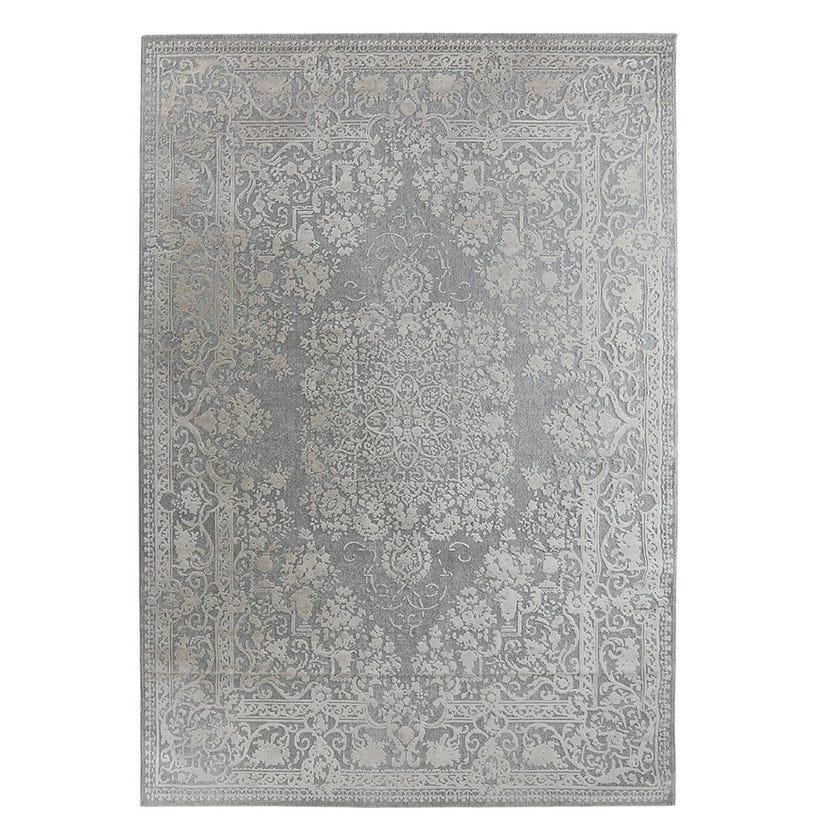 Timeless Rug, Grey & Beige – 200x290 cms