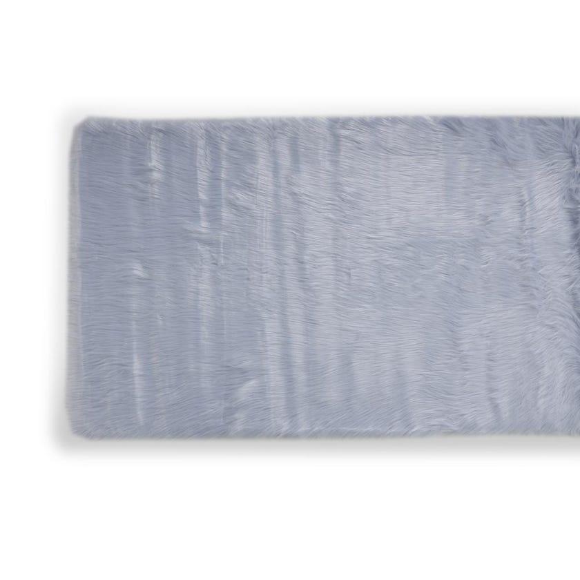 Kids Rug (Lilac, Acrylic, 120 x 70 cms)