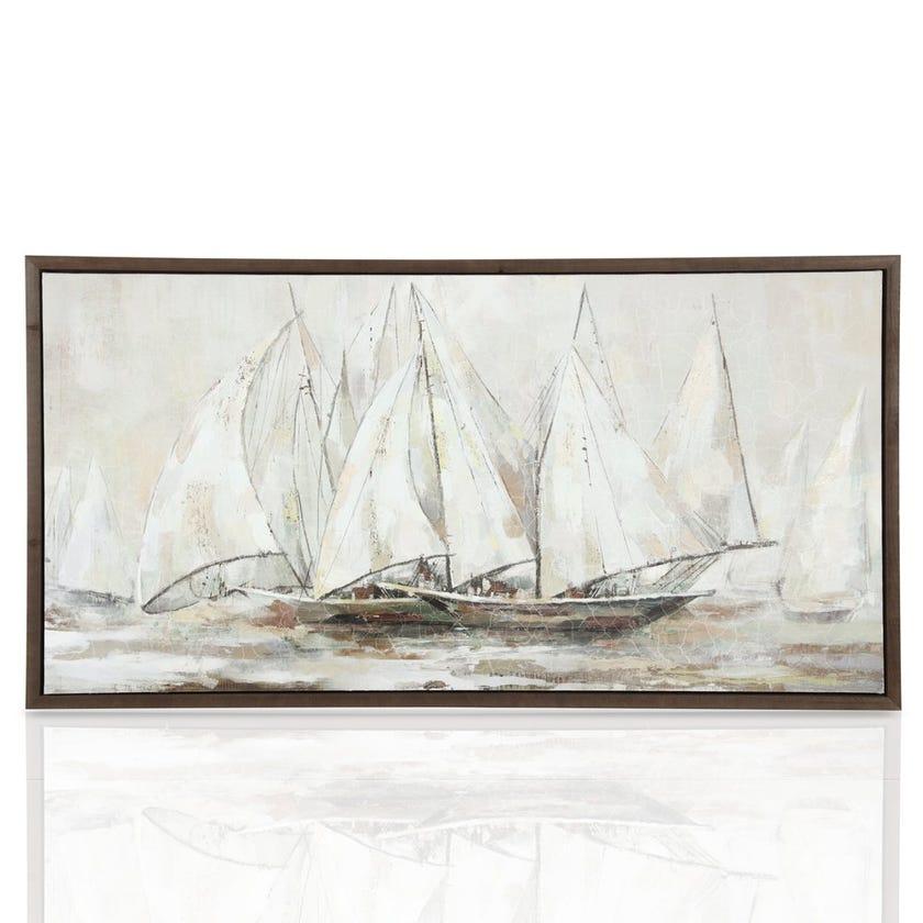 Frost Framed Art, Multicolour – 70x140 cms