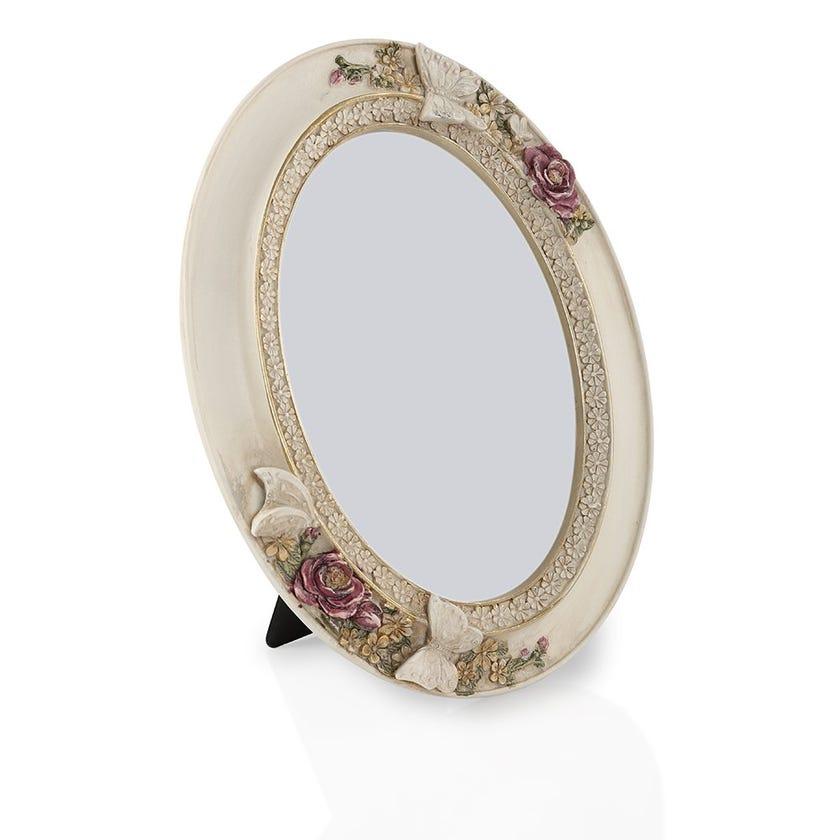 Dew Photo Frame, Antique Silver - 5X7