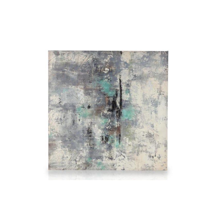 Abstract Canvas Art, Marvelous Meadow (Multicolour)