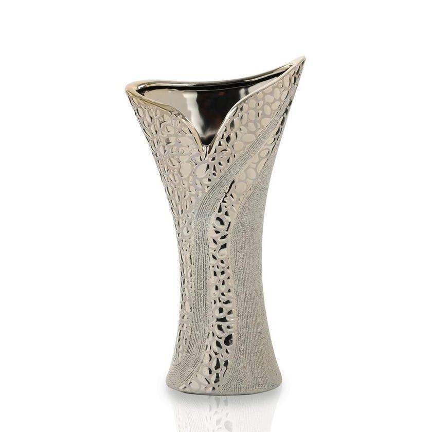 Shiny SLV Handmade Ceramic Vase
