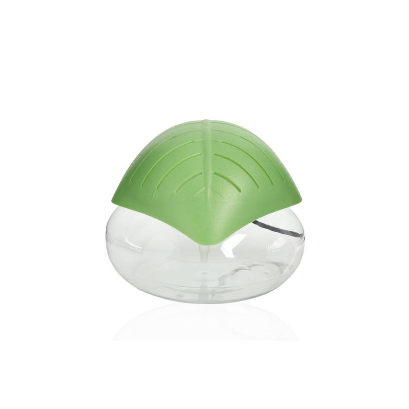 Leaf Air Revitaliser with Ioniser, Green