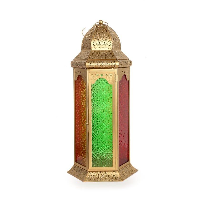 Lyla Candle Lantern - 56x26.5 cms