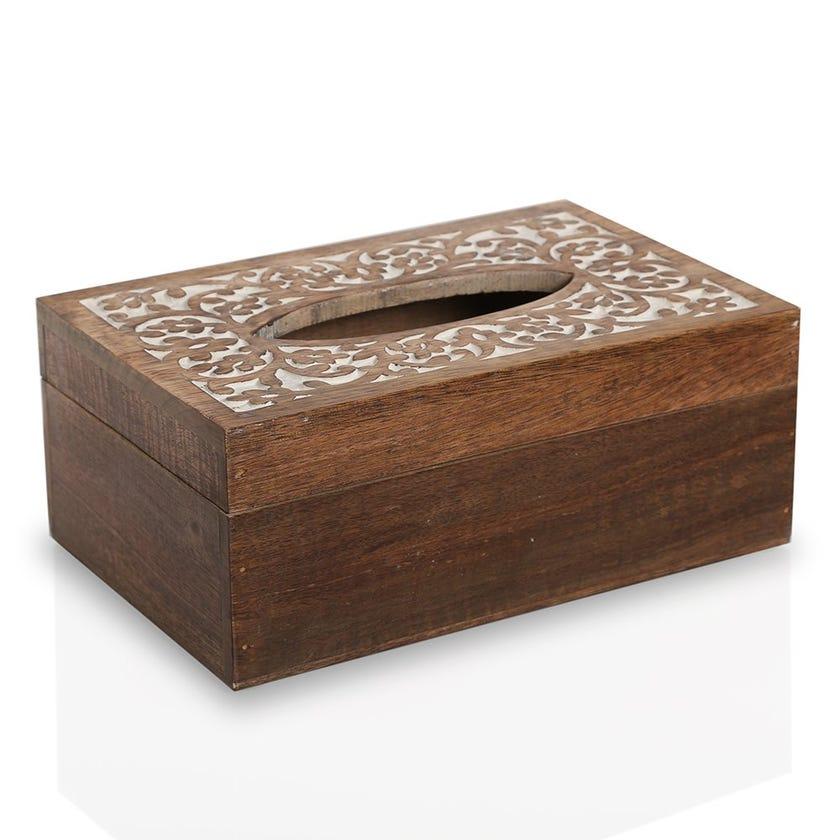Ethnic Tissue Box, Multicolour