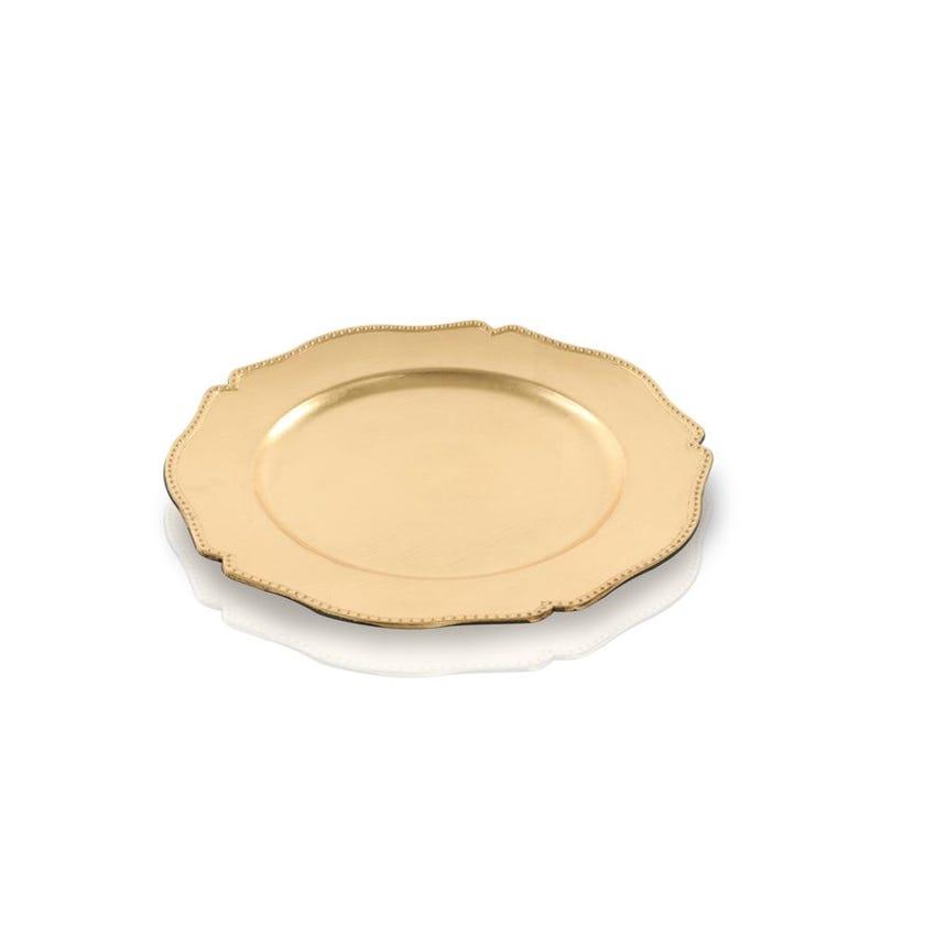 Breen Gold Plate - 33cm