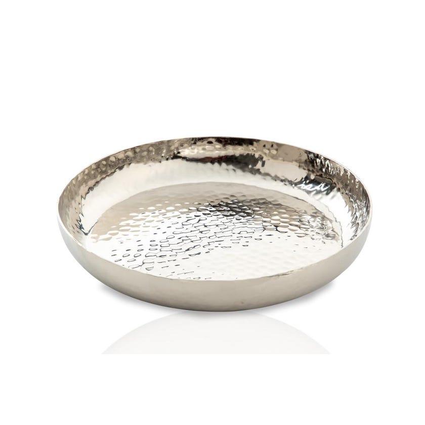 Round Aluminium Plate, Small