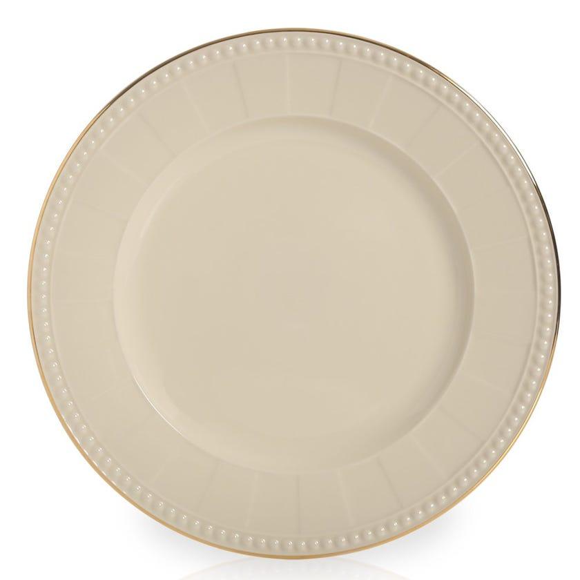 Venice Dinner Plate, Ivory Cream – 27.5 cms