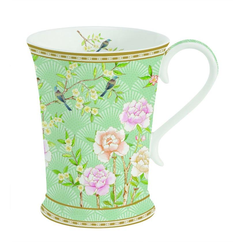Palace Garden Aqua Mug, Multicolour - 270ml