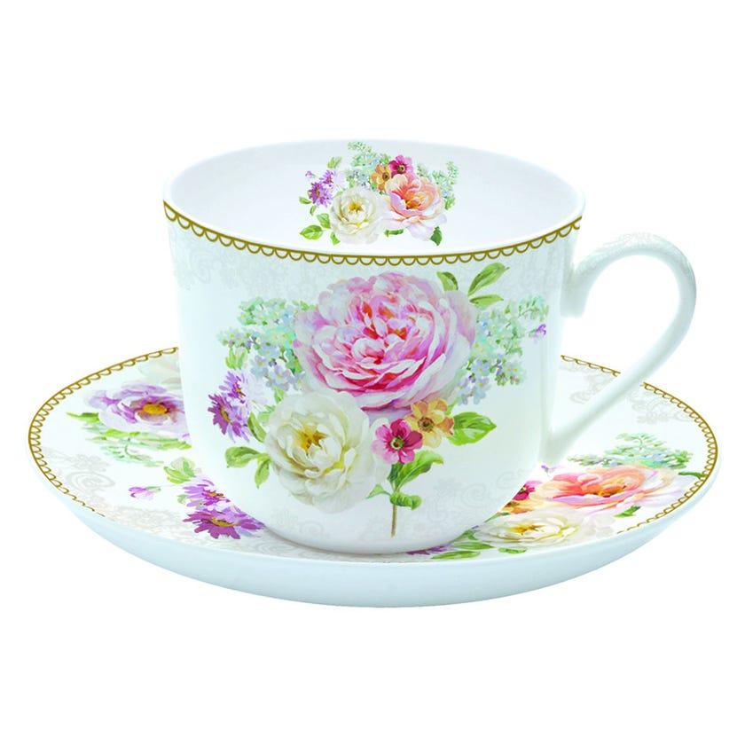 Romantic Lace Breakfast Gift Set