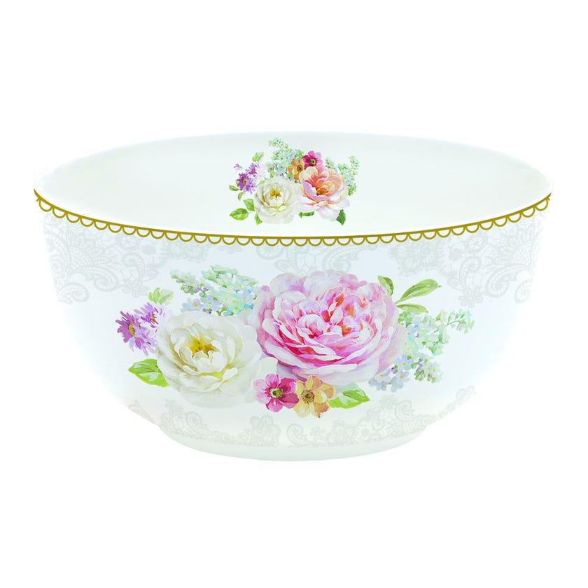 Romantic Lace Bowl