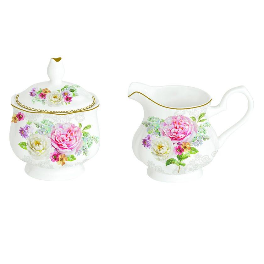 Romantic Clace Creamer Set