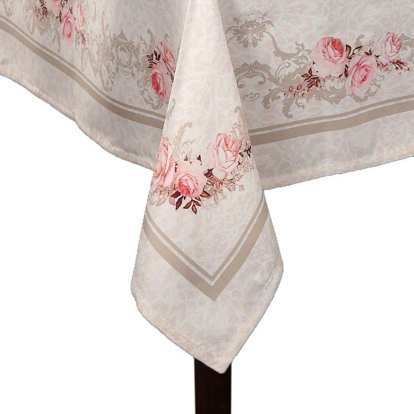Anka Tablecloth, Multicolour - 150x250 cms