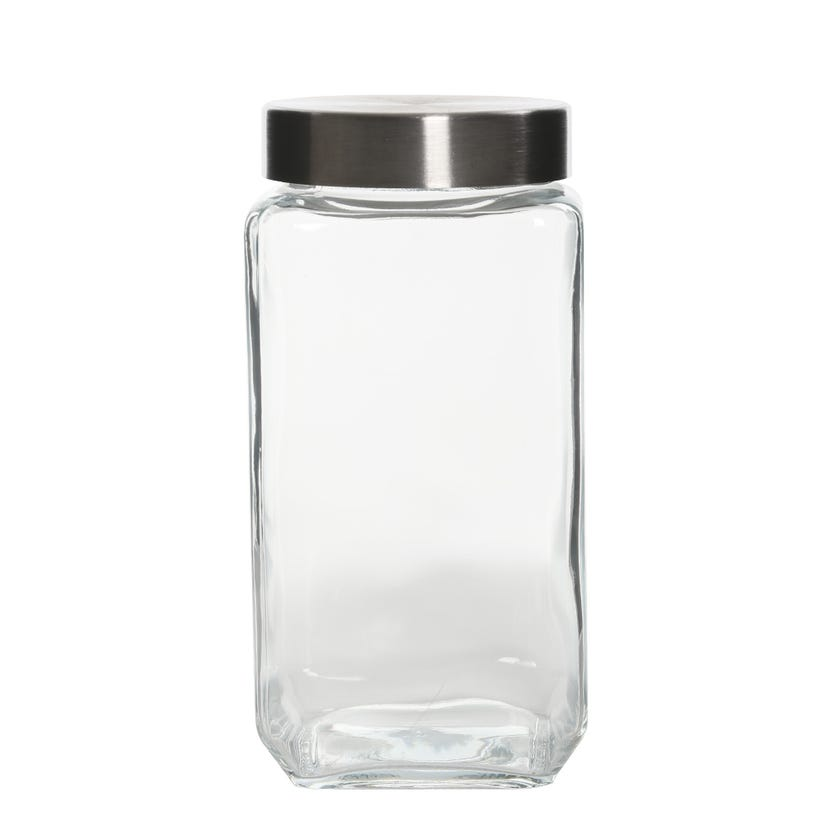 Clear Canister, Large