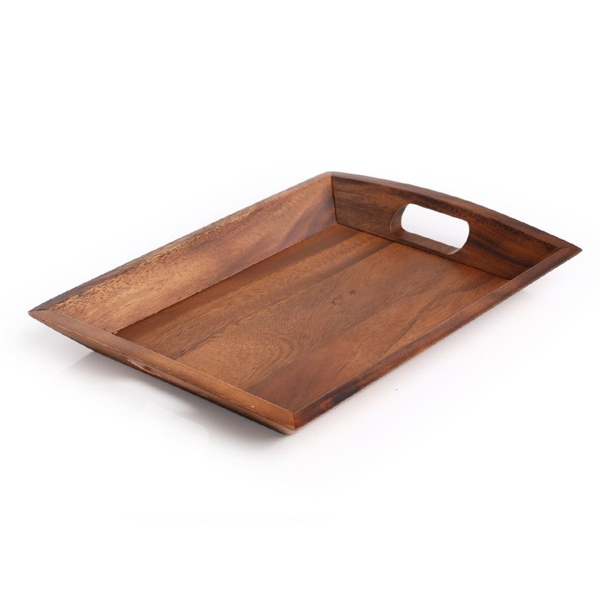Wood Butter Tray
