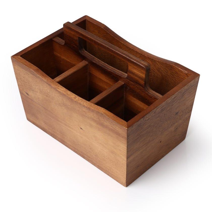 Wood Multipurpose Box