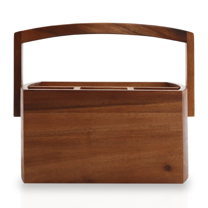 Multipurpose Wood Box