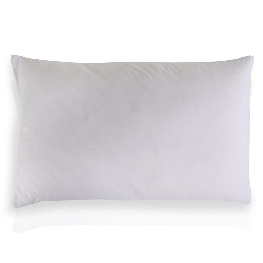Silentnight Kesta Plain Pillow White - 74x48 cms