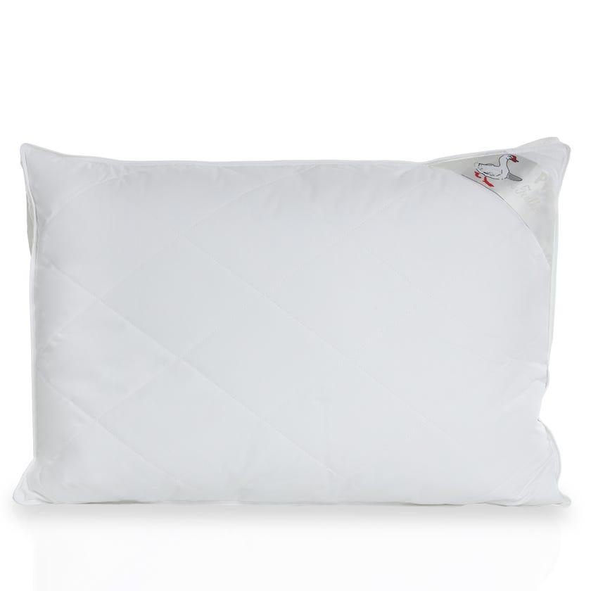 Premier Duck Feather Pillow, 70 x 50 cms, White, 1-Piece