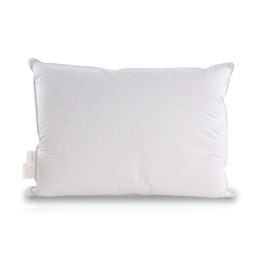 Duck Down Pillow, 70 x 50 cms, White, 1-Piece