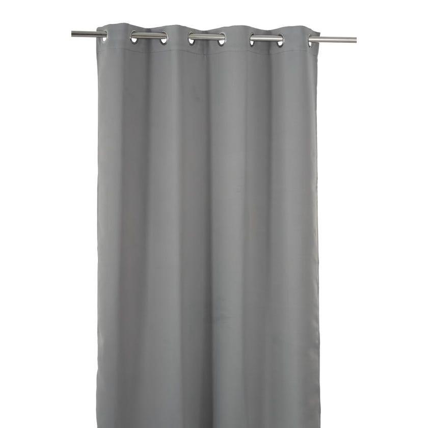 Stella Fabric Curtain, 300 x 140 cms, Grey