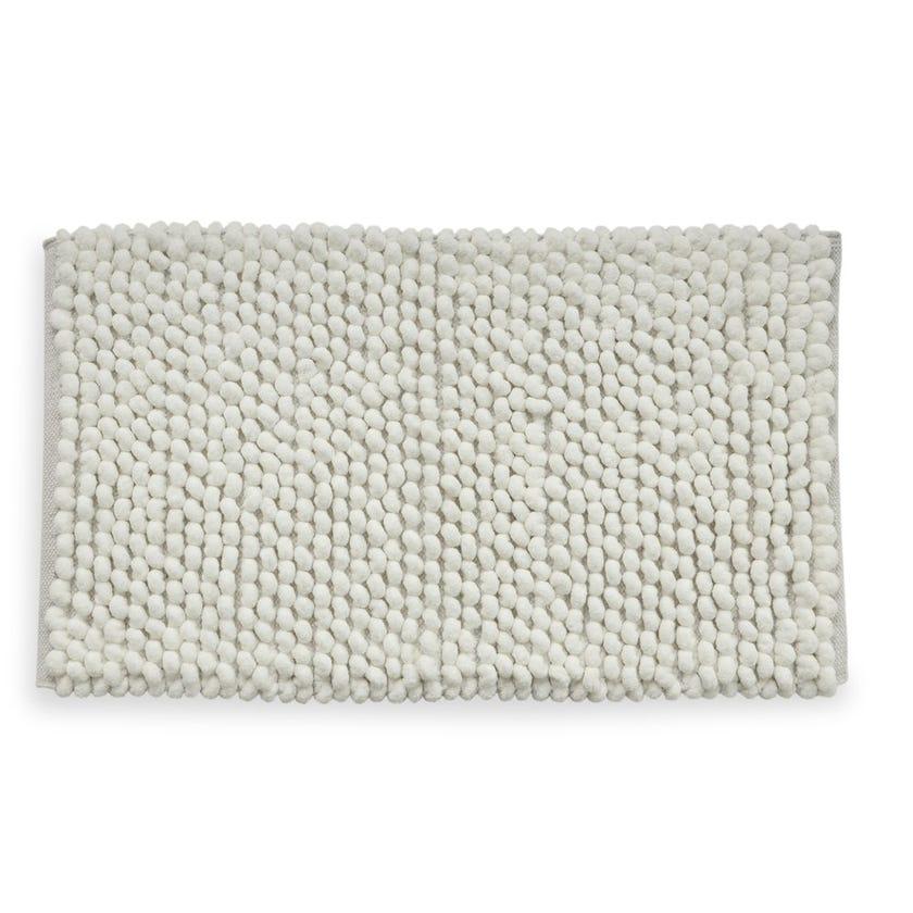 Micro Popcorn HL Rug (Grey, 90 x 60 cms)
