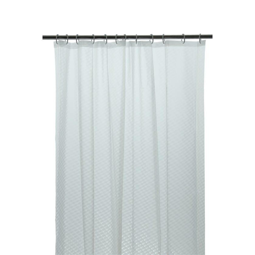 3D EVA Shower Curtain, Waterfall