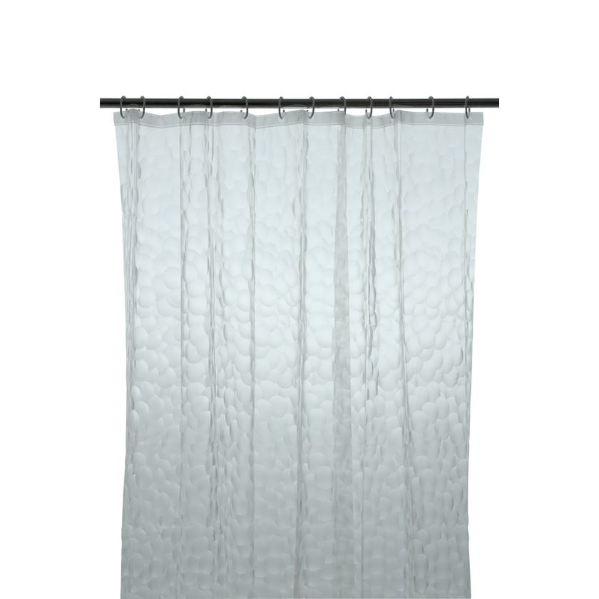 3D EVA Shower Curtain