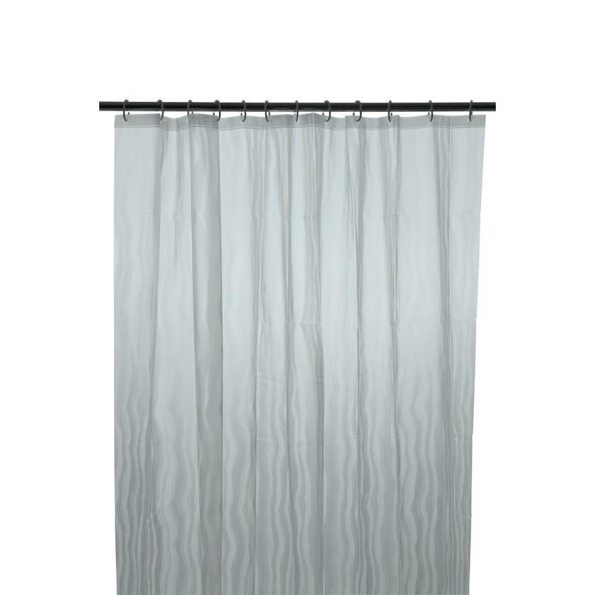 3D EVA Shower Curtain, Flowing