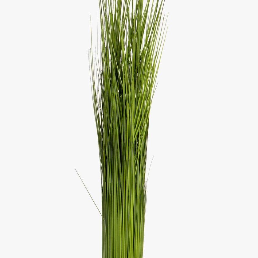Grass Cone Artificial Plant, Green – 89 cms