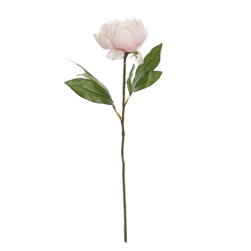 Faille Single Bud, Blush – 45 cms