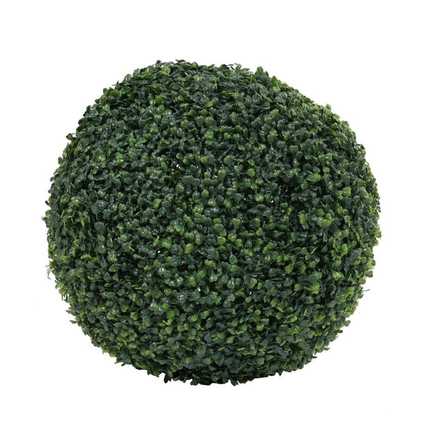 Boxwood Ball Artificial (Green, 45 cms)