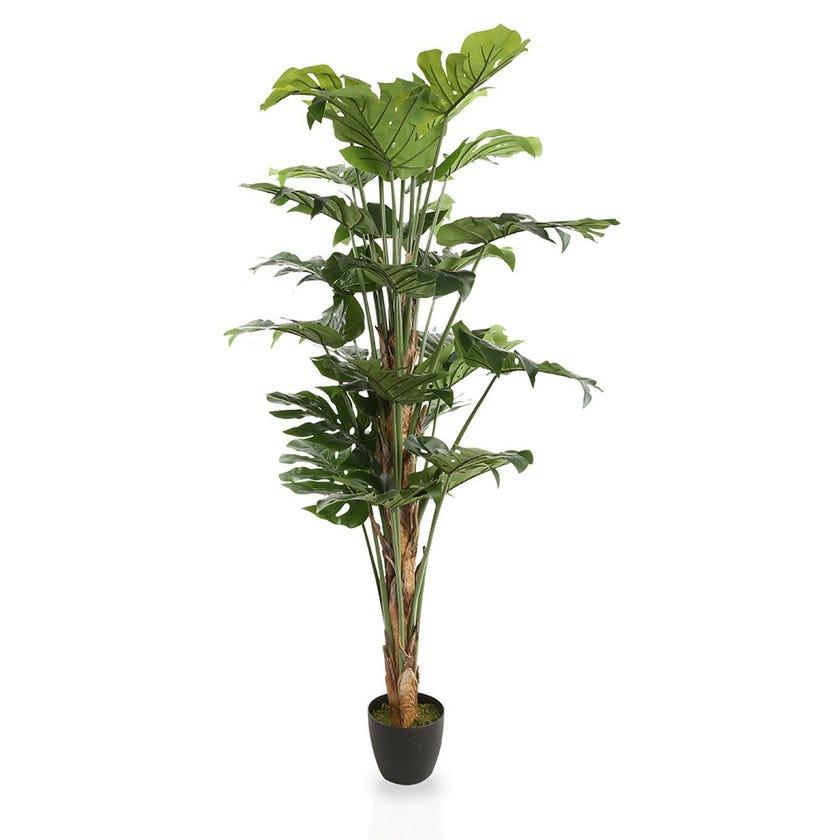 Noble Split Philo Artificial Tree (Green, 167.6 cms)