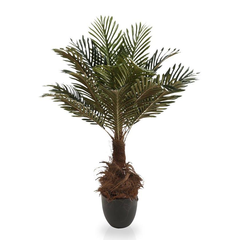 Barrel Style Phoenix Artificial Palm Tree (Green, 76.2)