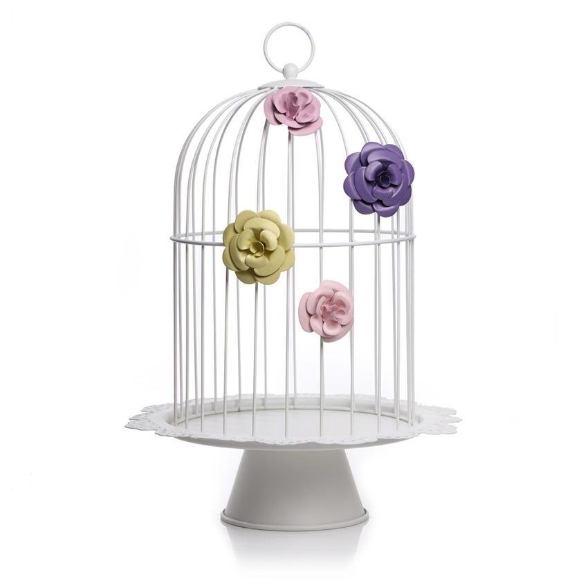 Cage Plant Holder - Multicolour, 1-Piece