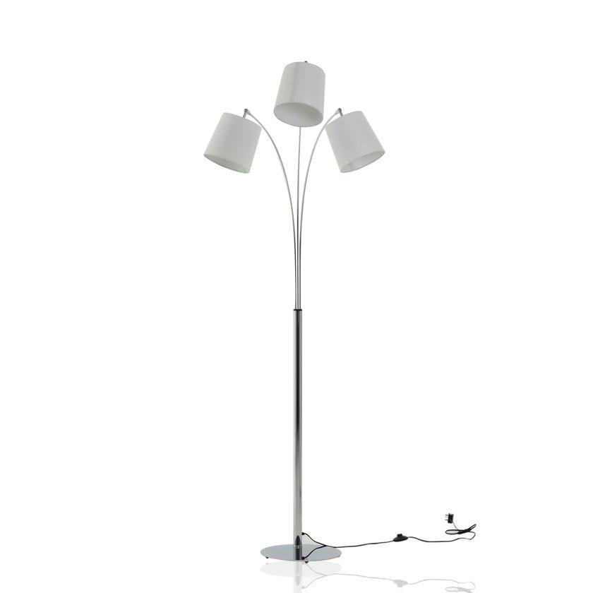 Denver Metal Floor Lamp - 205 cms