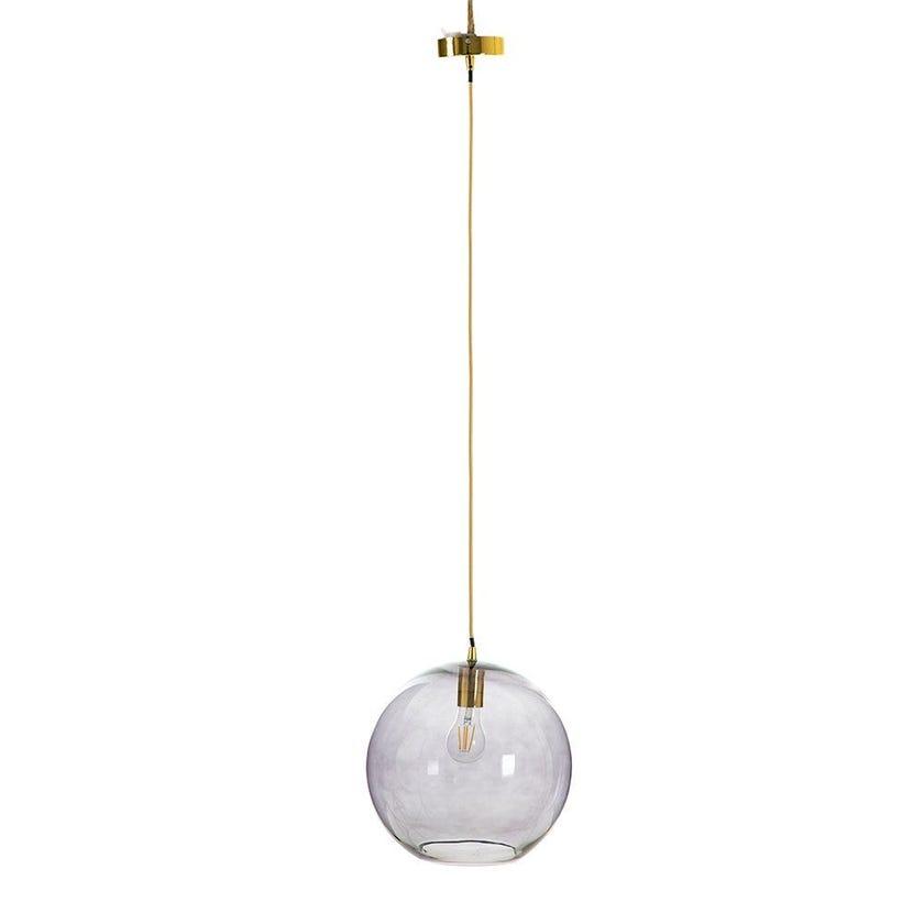 Elena Ceiling Lamp, Grey
