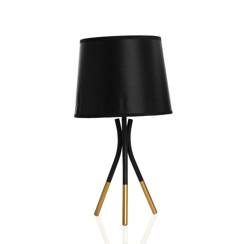 Jenny Metal Table Lamp - 25x43 cms
