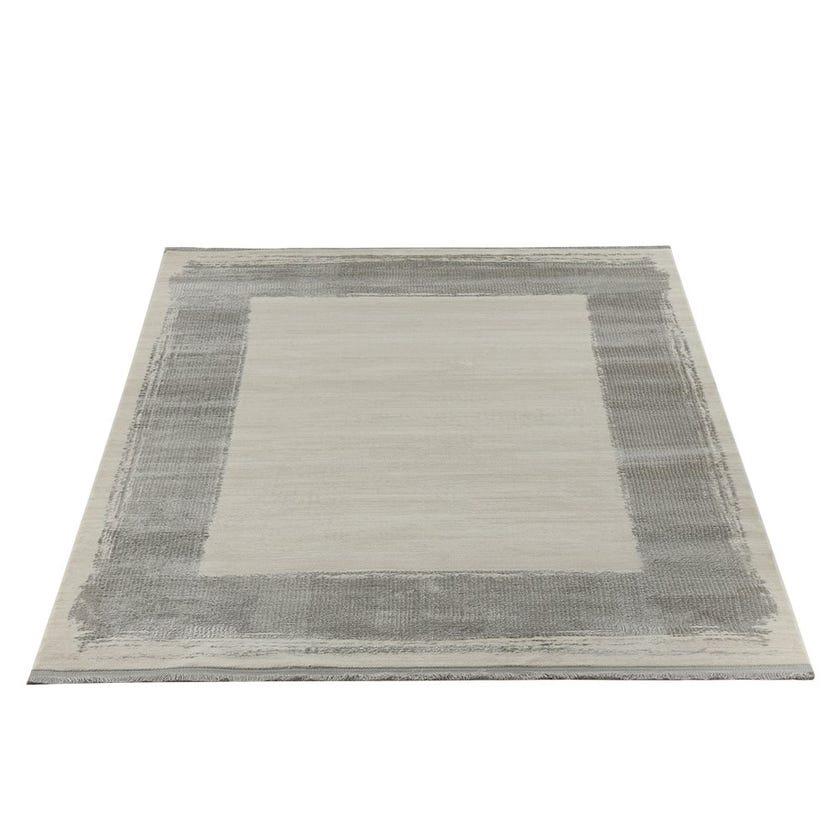 Taboo Rug, Sky Grey – Medium, 160x230 cms