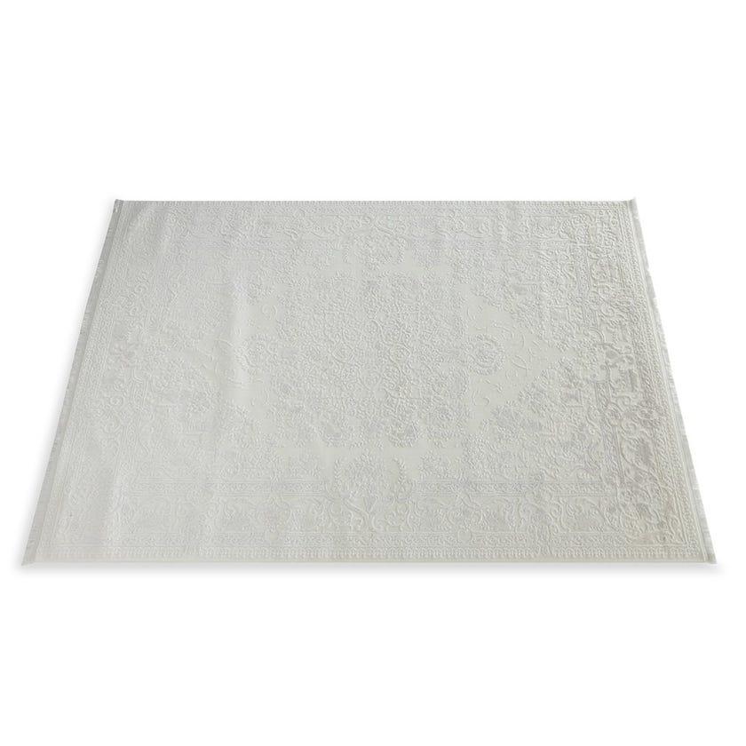 Taboo Beyaz Rug, Cream – Medium, 160x230 cms