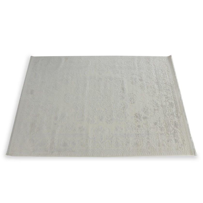 Taboo Beyaz Rug, Cream – Large, 200x290 cms