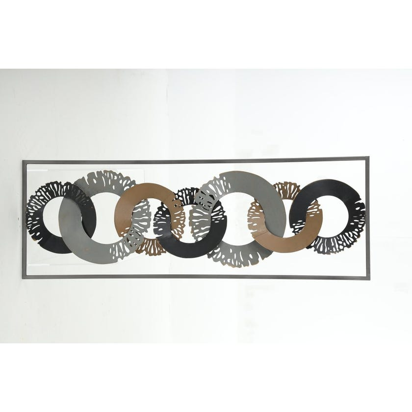 Vector Chain Wall Décor, Multicolour