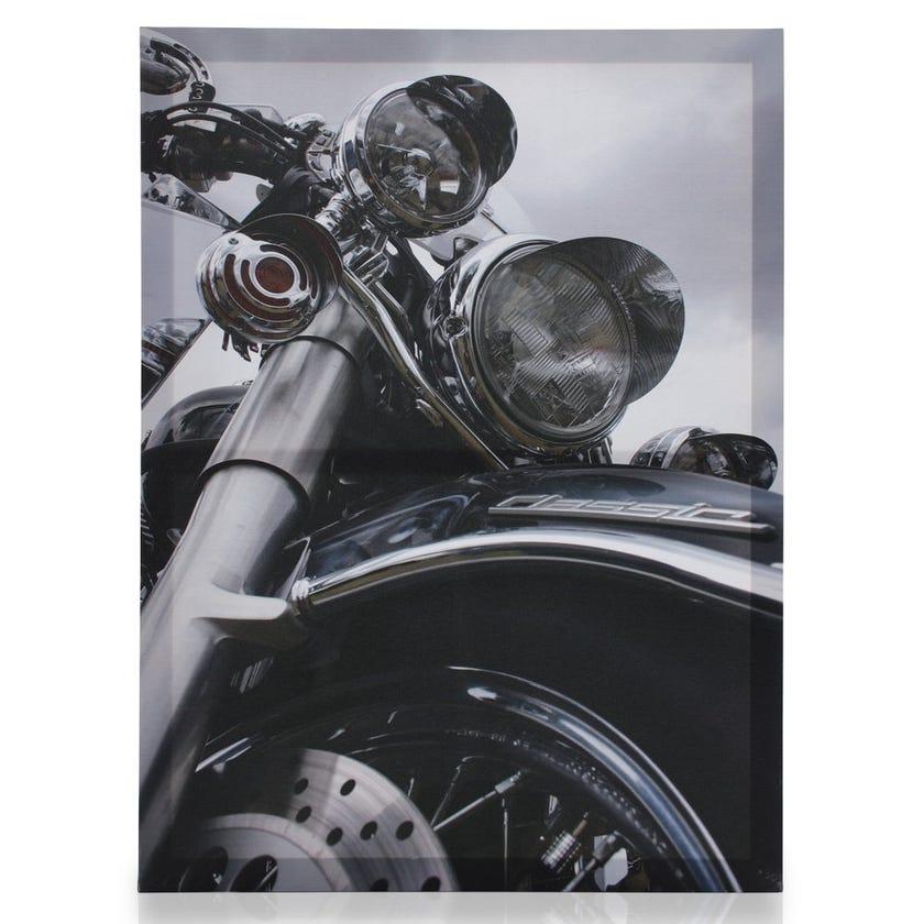 Harley Framed Art, Multicolour – 45x60 cms